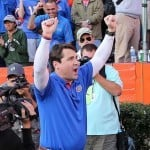 Can Will Muschamp orchestrate an Auburn-like turnaround next season?  / Gator Country photo by Curtiss Bryant