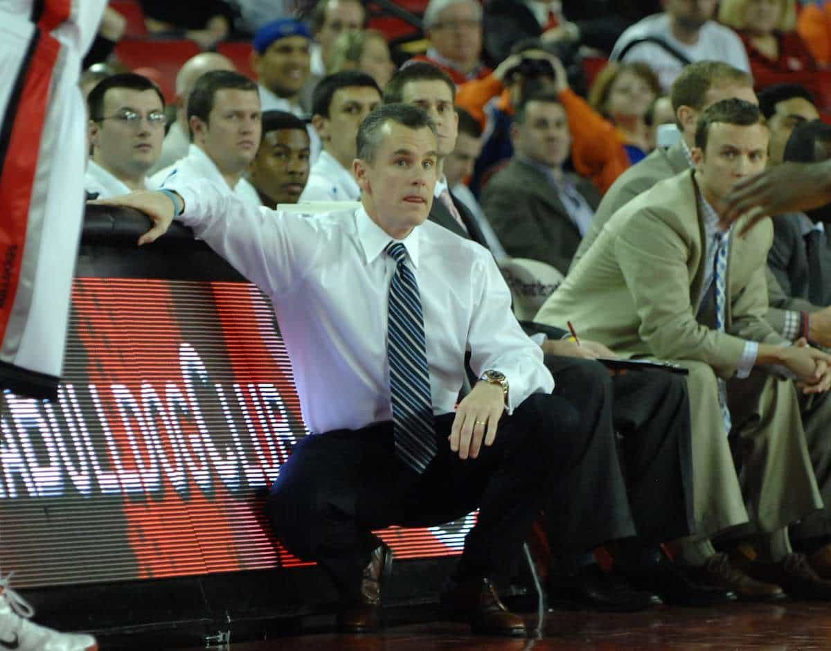 Billy Donovan had no choice except to dismiss Damontre Harris / Gator Country photo by Sonny Kennedy