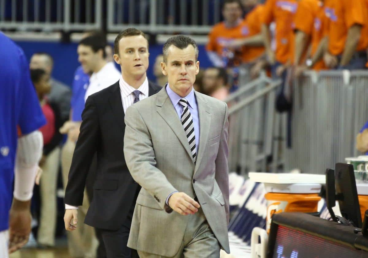 Billy Donovan, Stephen C. O'Connell Center, Gainesville, Florida