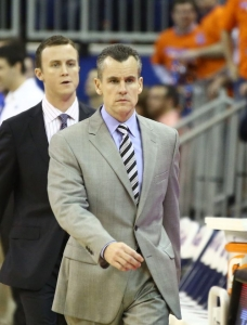 Billy Donovan questions his team