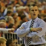 Florida coach Billy Donovan's 17 years with the Gators is the longest tenure in the SEC, where he also serves as the league's dean of coaches. / Gator Country photo by John Parady