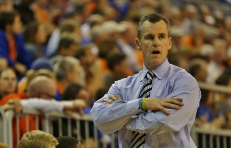 Billy Donovan Press Conference Notebook