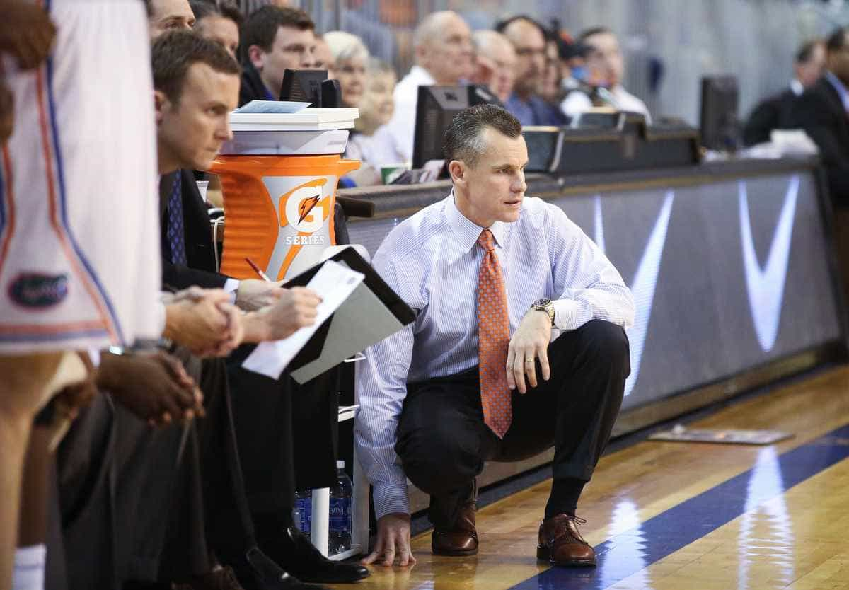 Billy Donovan is the best hire ever made at UF by athletic director Jeremy Foley  / Gator Country photo by Curtiss Bryant