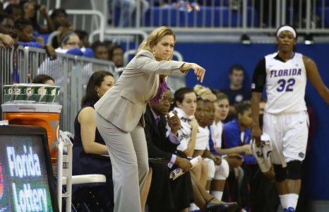 Florida Gators women's basketball defeats LSU