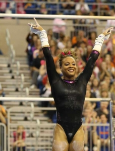Florida Gators: Hunter named SEC Gymnast of the Week