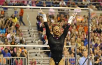 Florida Gators: Hunter named SEC Gymnast of the Week