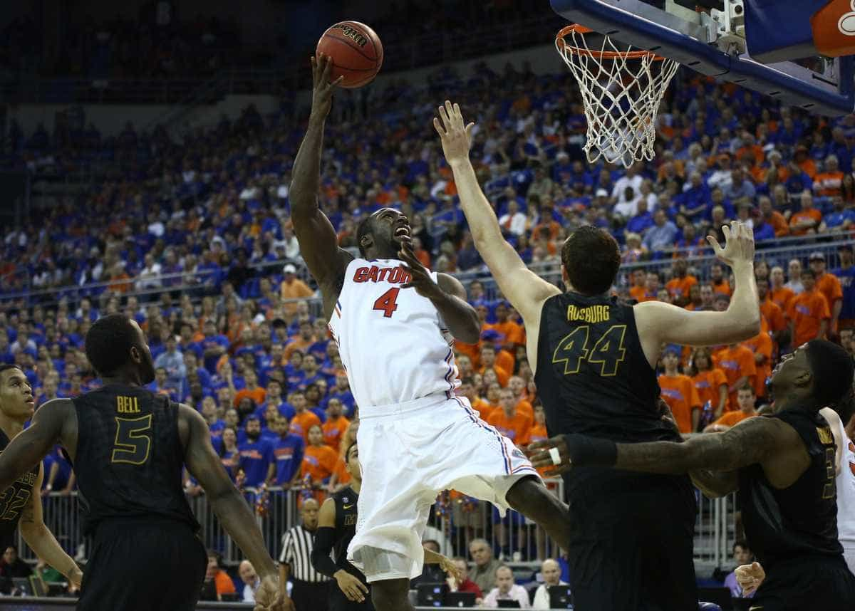 Patric Young was the jewel of Florida's 2010 basketball recruiting class / Gator Country photo by Curtiss Bryant
