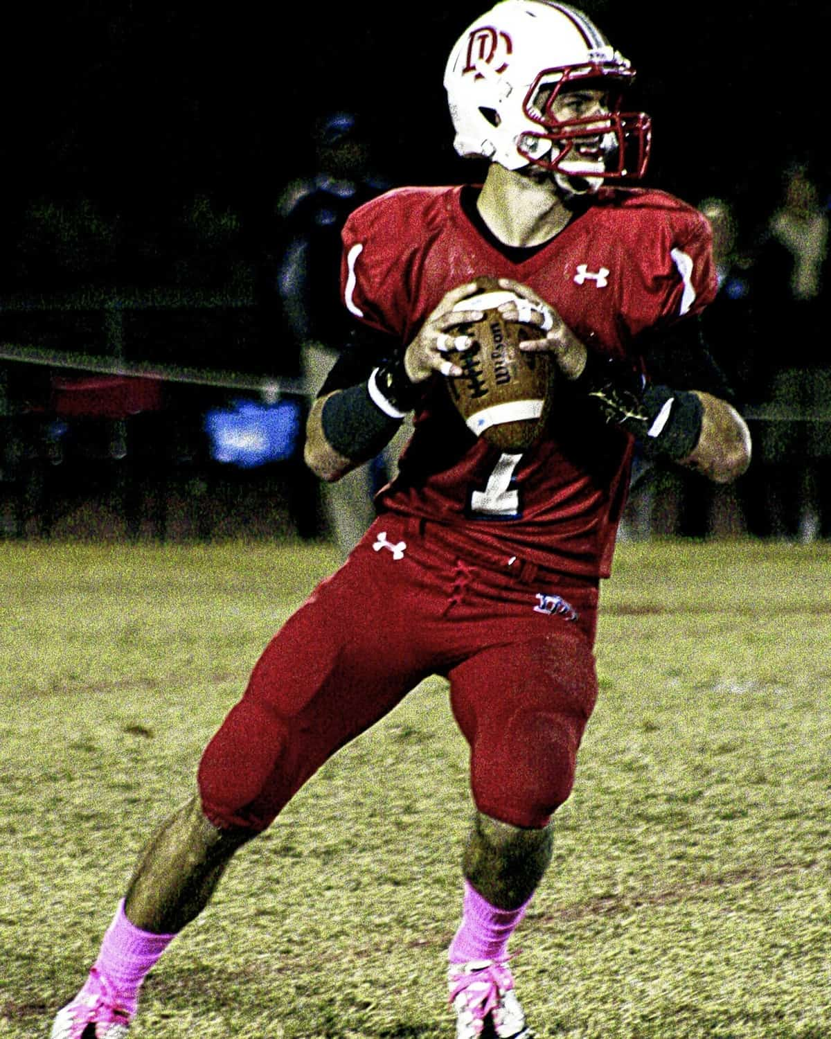 Florida commitment Will Grier will play in the U.S. Army All-American Bowl in San Antonio / Photo courtesy of Lakeview Publications.