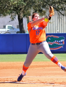 Florida Gators softball defeats Hampton 17-0