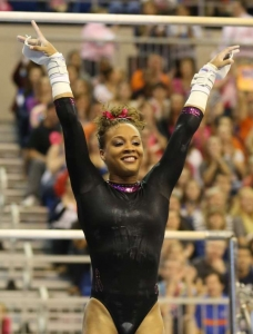 Florida Gators gymnastics defeats Auburn