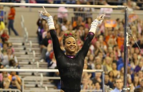 Florida Gators gymnastics defeats Auburn