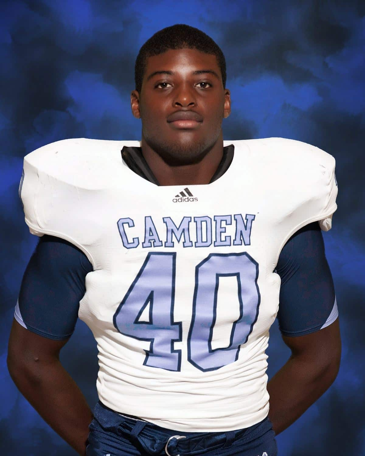 Gators linebacker signee Jarrad Davis made 116 total tackles and had three forced fumbles in his senior season at Camden County. / Courtesy photo