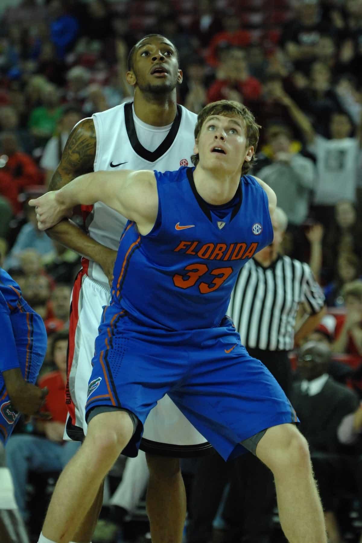 Murphy_Erik_23012013_Florida_Gators_Basketball