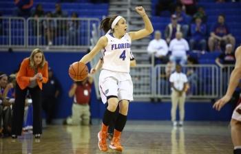 Florida Gators women's basketball dominates LSU
