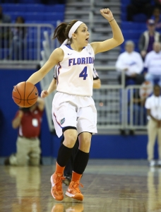 Florida Gators women's basketball defeats Texas A&M