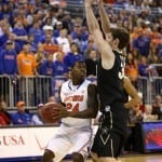 Casey Prather (24)  is having an outstanding senior season / Gator County photo by Curtiss Bryant.