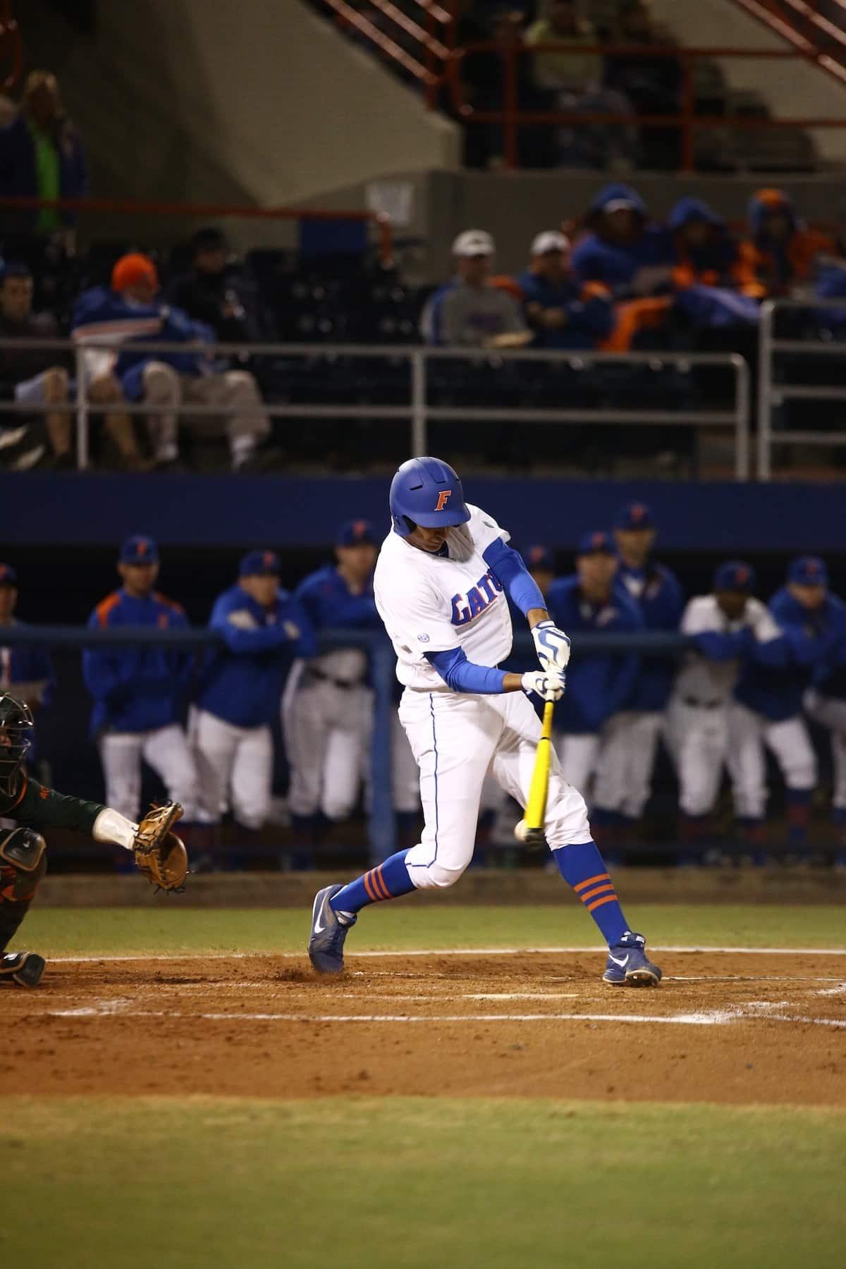Ramjit_Vikash_01032013_Florida_Gators_Baseball