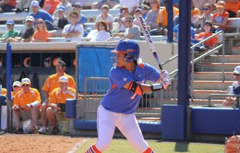 Florida softball defeats Arkansas 8-3