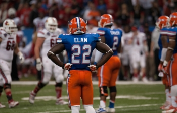 Former Florida Gators Safety Elam believes in Muschamp