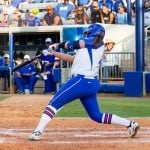 Haeger_Lauren_homer_05182013_BradEasom_Florida_Gators_Softball