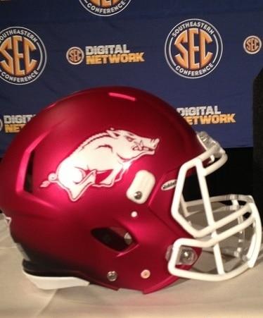 Arkansas_Razorbacks_Helmet_SEC_Media_Days