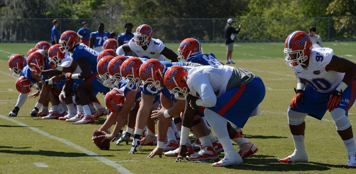 Florida_Gator_linemen_UF_Spring_Football_2013