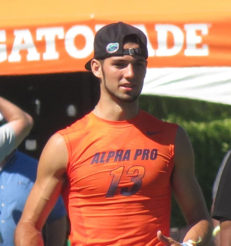 Will Grier will look to bring more top talent to Gainesville with him on Friday night in the Swamp.