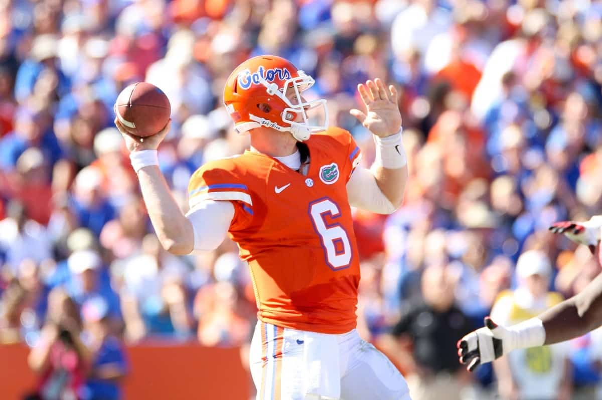 Driskel_Jeff_Passing_Florida_Gator_Football_2012