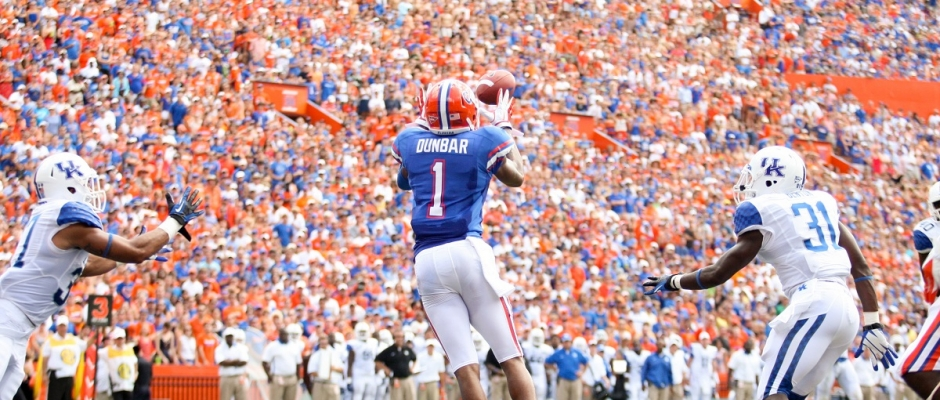 Florida's passing offense