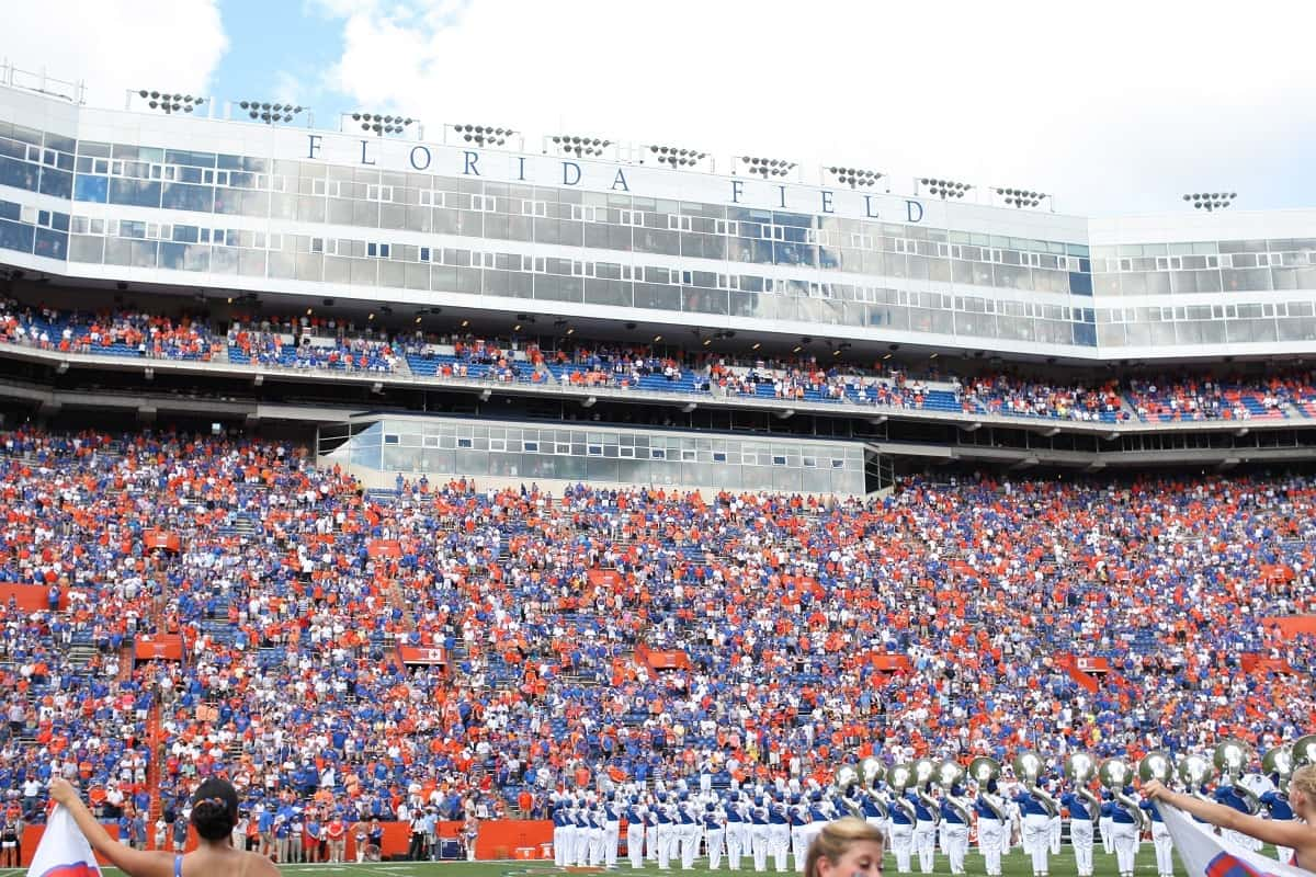 Florida Field is sure to be rockin' on Saturday.
