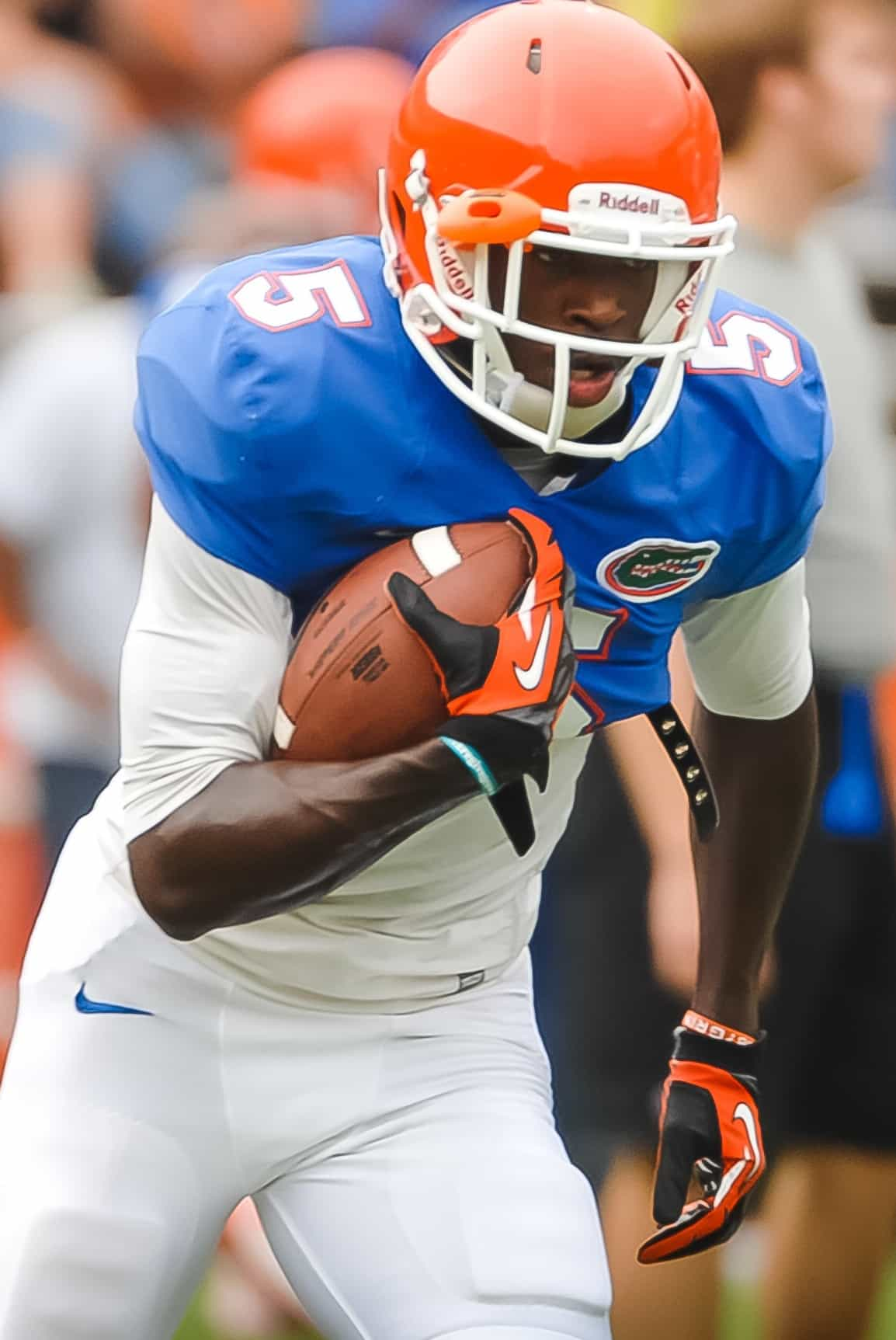 Ahmad Fulwood is expected to contribute early and often for the Florida Gators offense.