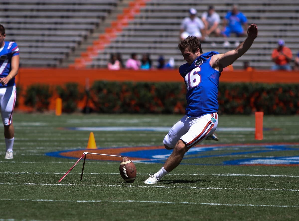 Austin Hardin looks to create his own legacy at the University of Florida.