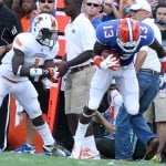 Latory Pittman will try to bring his former teammate to Gainesville,