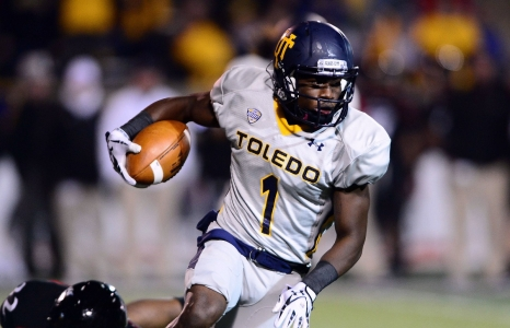 Homecoming for Toledo's Reedy