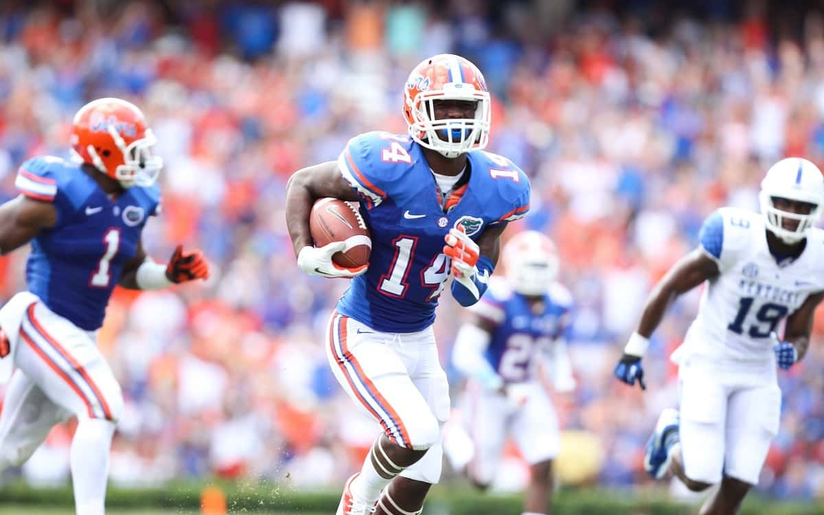 Jaylen Watkins will play multiple positions in the Florida secondary this season.