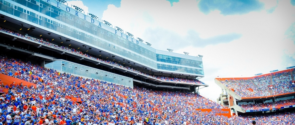 Nostalgia for Florida Gators both old and new September 3