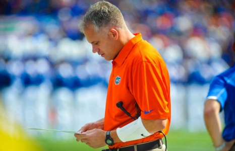 Notebook: Durkin dishes defense, USC & stopping Mike Davis
