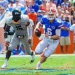 Jeff Driskel is said to be 100% and ready to go for spring football practice / Photo by David Bowie.