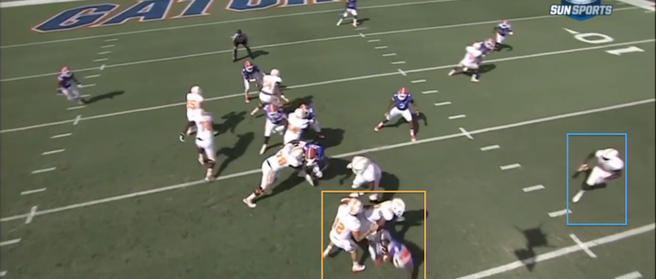 Film breakdown: First half defense vs. Tennessee