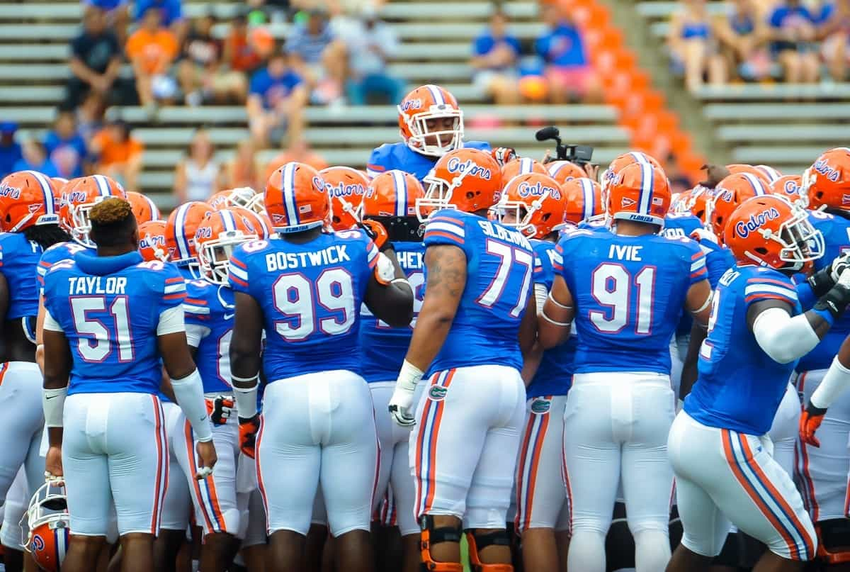 "Is it time for Will Muschamp to do ""The Unthinkable?""  / Photo by David Bowie."