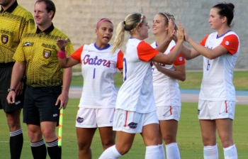 Florida Gators Soccer defeats Missouri 3-1