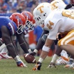 Florida-Gators-Versus-Tennessee-Volunteers-In-Ben-Hill-Griffin-Stadium-Florida-Gators-Football-800x533