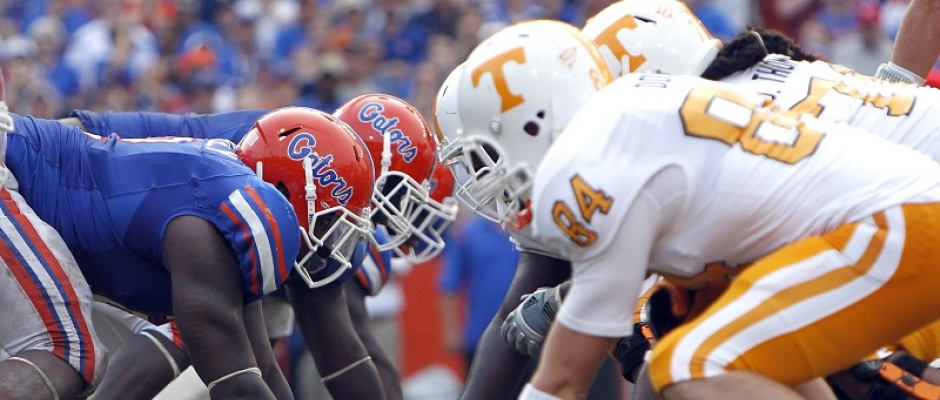 Florida Gators and Tennessee, The Rivalry the '90's Built