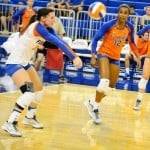 Florida Gators volleyball.