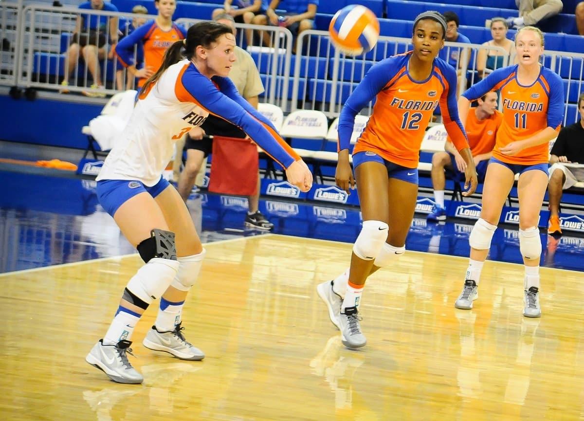 Florida Gators volleyball.