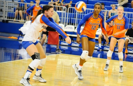 Florida Gators volleyball starts 3-0