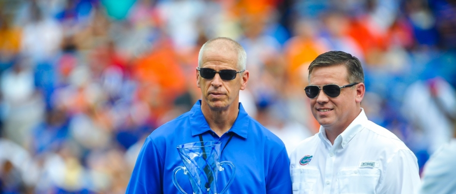 University of Florida begins search for a new AD