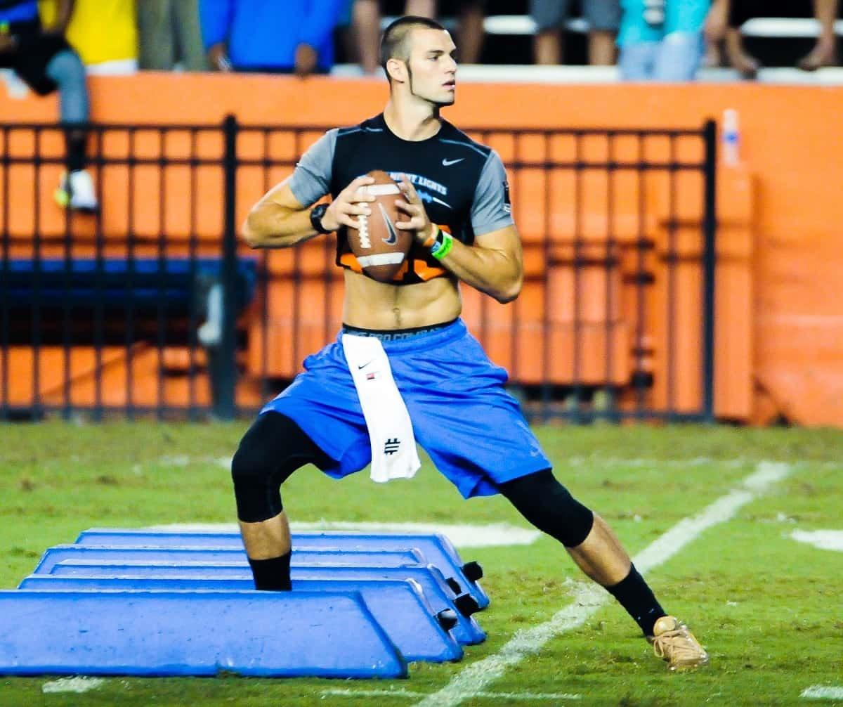 Florida quarterback commitment Will Grier will play in the U.S. Army All-American Bowl in San Antonio / Photo by David Bowie.