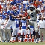 Florida Gators freshman DB Vernon Hargreaves has made a big early impression. Photo Credit: Kim Klement/ USA Today