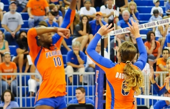 Florida Gators Volleyball advances to the Sweet 16